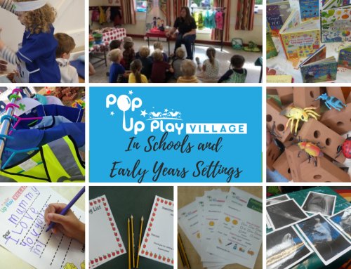 Our journey working with schools and early years settings